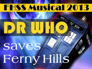 Dr Who Saves Ferny Hills