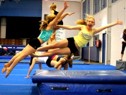 Gymnastics Coaching Positions