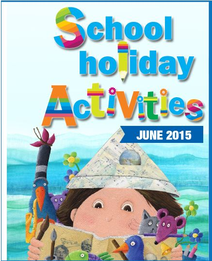 School Holiday Activities At Arana Hills Library