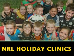 NRL Holiday Clinics