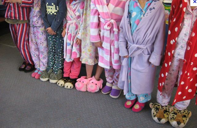 Student Council Pyjama Day - June 20